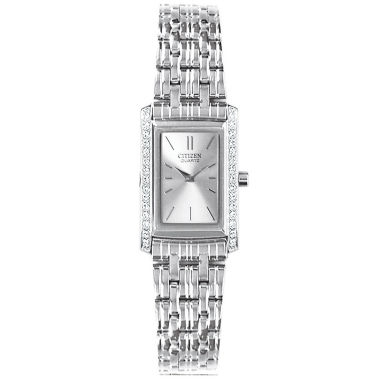 jcpenney.com | Citizen® Womens Silver-Tone Watch EK1120-55A