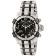 Invicta® Mens Watch, Sea Thunder Two-tone