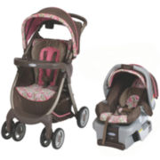 Graco® Jacqueline™ FastAction™ Fold Travel System
