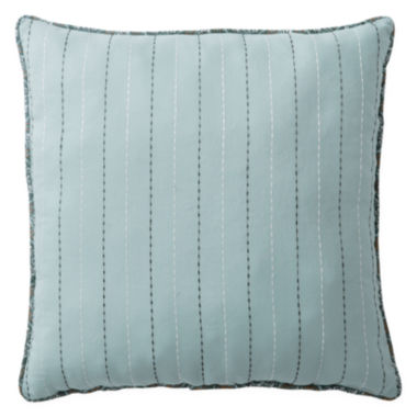 jcpenney.com | Home Expressions Fairview Square Solid Decorative Pillow