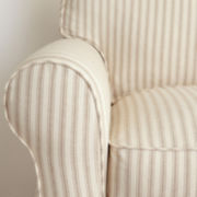 Friday Extra Slipcovers - Stripe