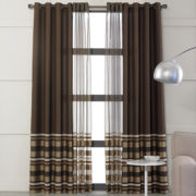 Studio™ Rumor Grommet-Top Window Treatments