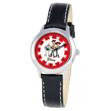 jcpenney.com | Disney Time Teacher Toy Story Kids Black Watch