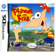 Nintendo® DS™ Phineas and Ferb Game