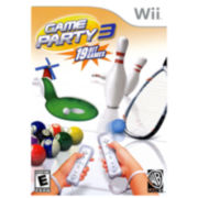 Nintendo® Wii™ Game Party 3
