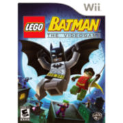 LEGO Batman, Wii