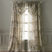 Royal Velvet® Rome Rod-Pocket Sheer Panel