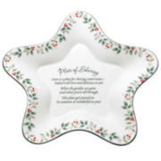 Pfaltzgraff® Winterberry Star Serving Platter