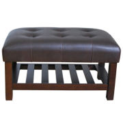 Brady Tufted Cocktail Bench