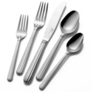 Mikasa® Italian Countryside 5-pc. 18/10 Stainless Steel Flatware Set