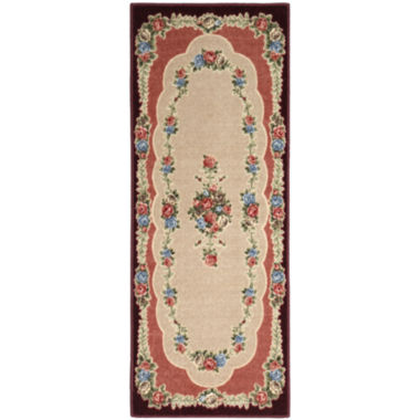 jcpenney.com | Rosewood Washable Runner Rug