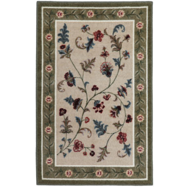 jcpenney.com | Flower Patch Washable Rectangular Rug