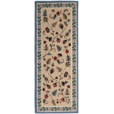 jcpenney.com | Flower Patch Washable Runner Rug