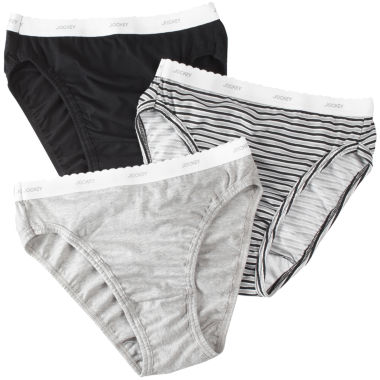 jcpenney.com | Jockey® Classic 3Pk French-Cut Panties - 9480