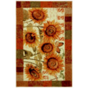 Mohawk Home® Sunshine Seeds Washable Rugs