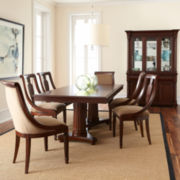 Edinburgh Pedestal 7-pc. Dining Set