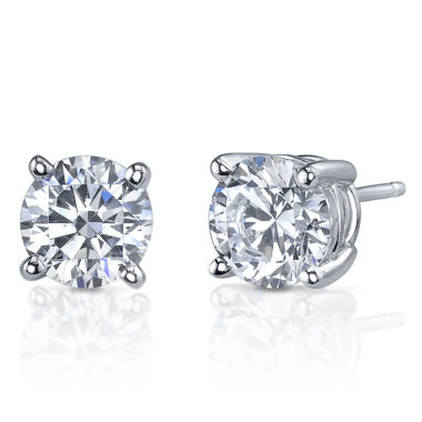 jcpenney.com | Simulated Diamond, Diamonore™ Studs 2 CT. T.W. 14K