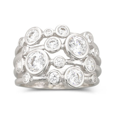 jcpenney.com | DiamonArt® Cubic Zirconia 2.03 CT. T.W. Ring