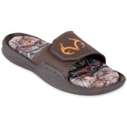Realtree® Mens Zack Slide Sandal