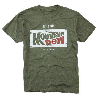jcpenney.com | Drink Mountain Dew Graphic Tee