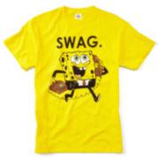 SpongeBob Swag Tee