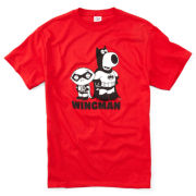 Family Guy Wingman Graphic Tee