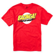 Bazinga Graphic T-Shirt
