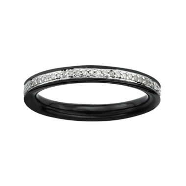 jcpenney.com | Personally Stackable 1/5 CT. T.W. Diamond Ring