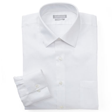 jcpenney.com | Van Heusen® No-Iron Lux Sateen Dress Shirt–Big & Tall