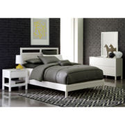 Linear White 5-pc. Bedroom Set
