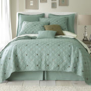 jcp home™ Nathan Quilt & Accessories