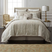 Royal Velvet® Serene 4-pc. Comforter Set
