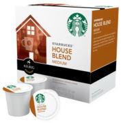 K-Cup® Starbucks® 16-ct. House Blend Coffee Packs