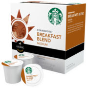 Starbucks® K-Cup® 16-ct. Breakfast Blend Pack