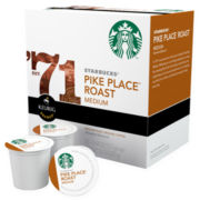 K-Cup® Starbucks® 16-ct. Pike Place Roast Coffee Packs