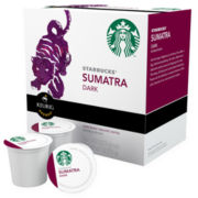 K-Cup® Starbucks® Sumatra 16-ct. Coffee Packs