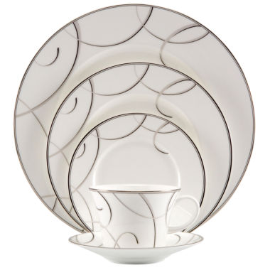jcpenney.com | Nikko® Elegant Swirl China Dinnerware Collection