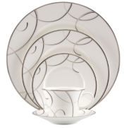 Nikko Elegant Swirl 5-pc. China Dinnerware Set