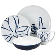 Nikko® Artist Blue 16-pc. Porcelain Dinnerware Set