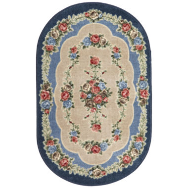 jcpenney.com | Rosewood Washable Oval Rug