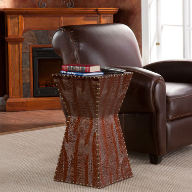 jcpenney.com | Pendleton Brass Studded Accent Table