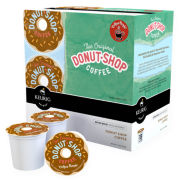 K-Cup® Donut Shop Coffee Packs by Coffee People