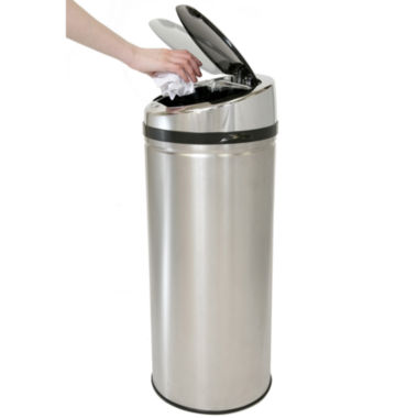 jcpenney.com | iTouchless® 8-Gal. Automatic Trash Can