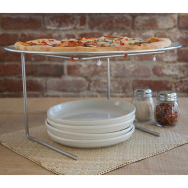 jcpenney.com | Pizza Stand + Serving Pan