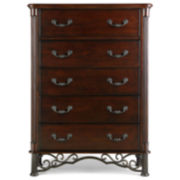 Belvedere 5-Drawer Chest