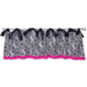 Trend Lab® Zahara Zebra Valance