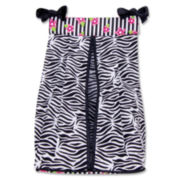 Trend Lab® Zahara Zebra Diaper Stacker
