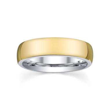 jcpenney.com |  Wedding Band, Womens 6mm 10K/Silver