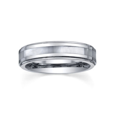 jcpenney.com |  Tungsten Wedding Band, Womens 5mm