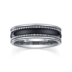 BEST VALUE! Tungsten Wedding Band, Mens 7mm